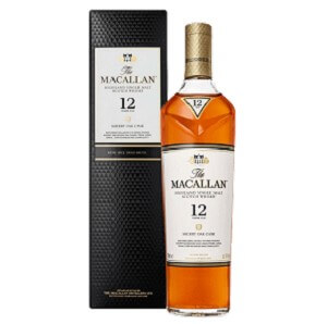 Macallan Whisky-12 Years Sherry Cask